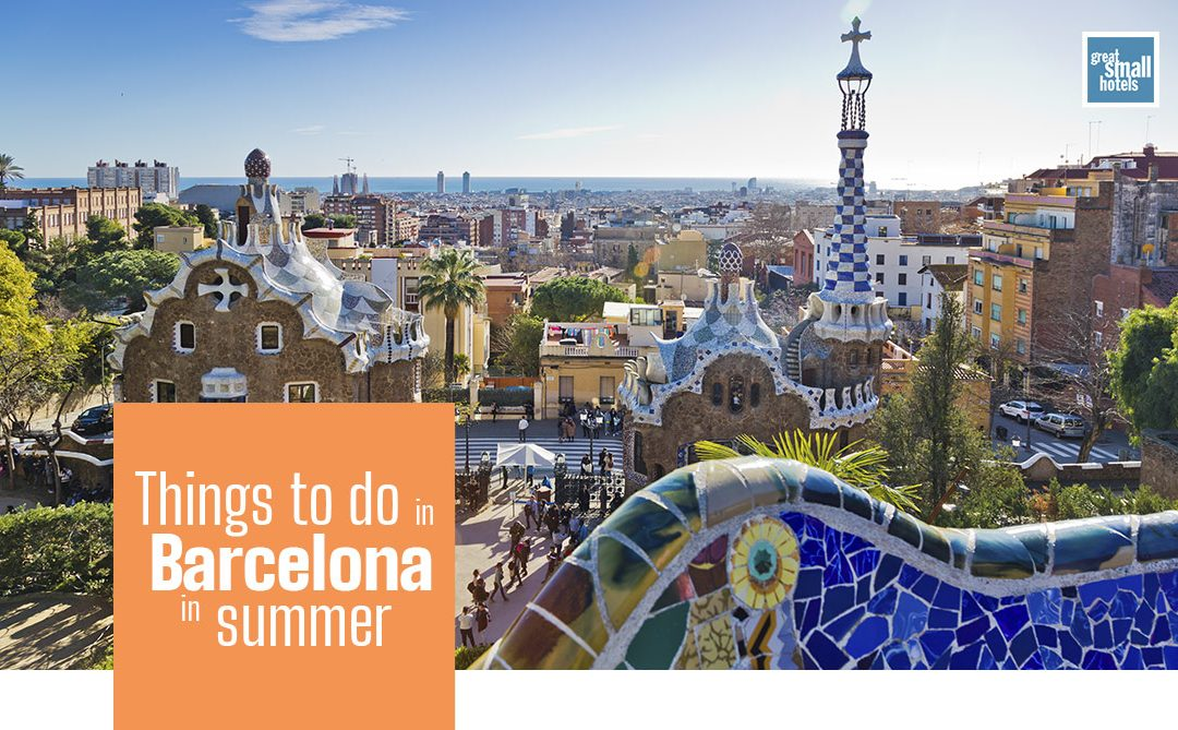 Things to do in Barcelona in summer