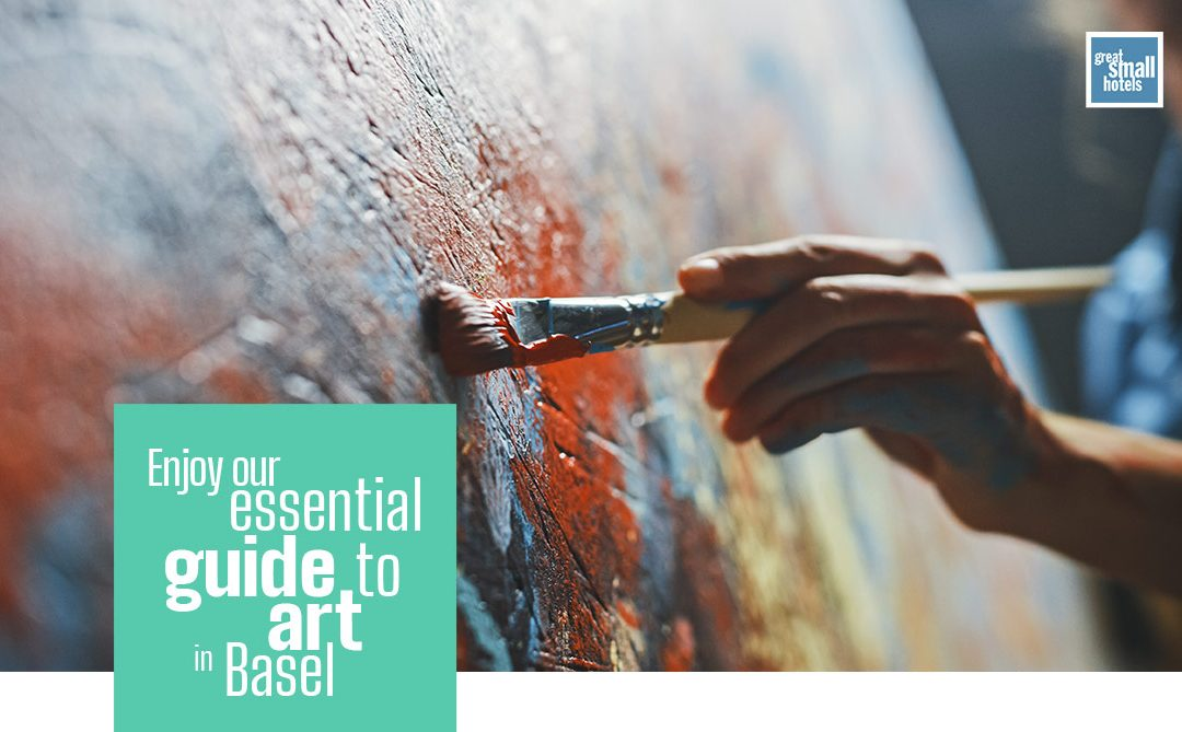 Enjoy our essential guide to art in Basel