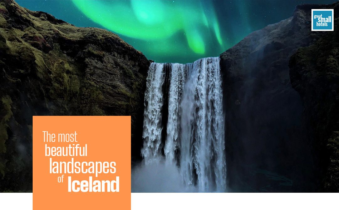 The most beautiful landscapes of Iceland