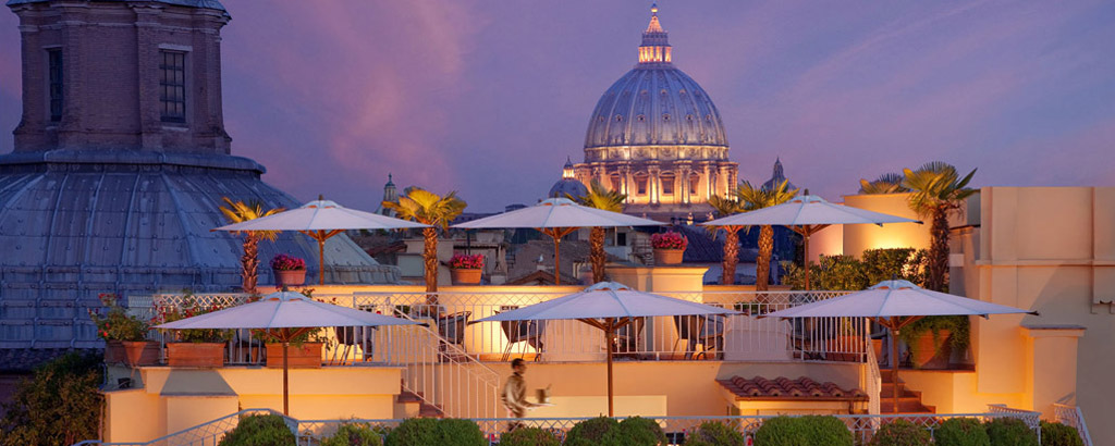 Hotel Raphael Relais & Chateaux - ITALY