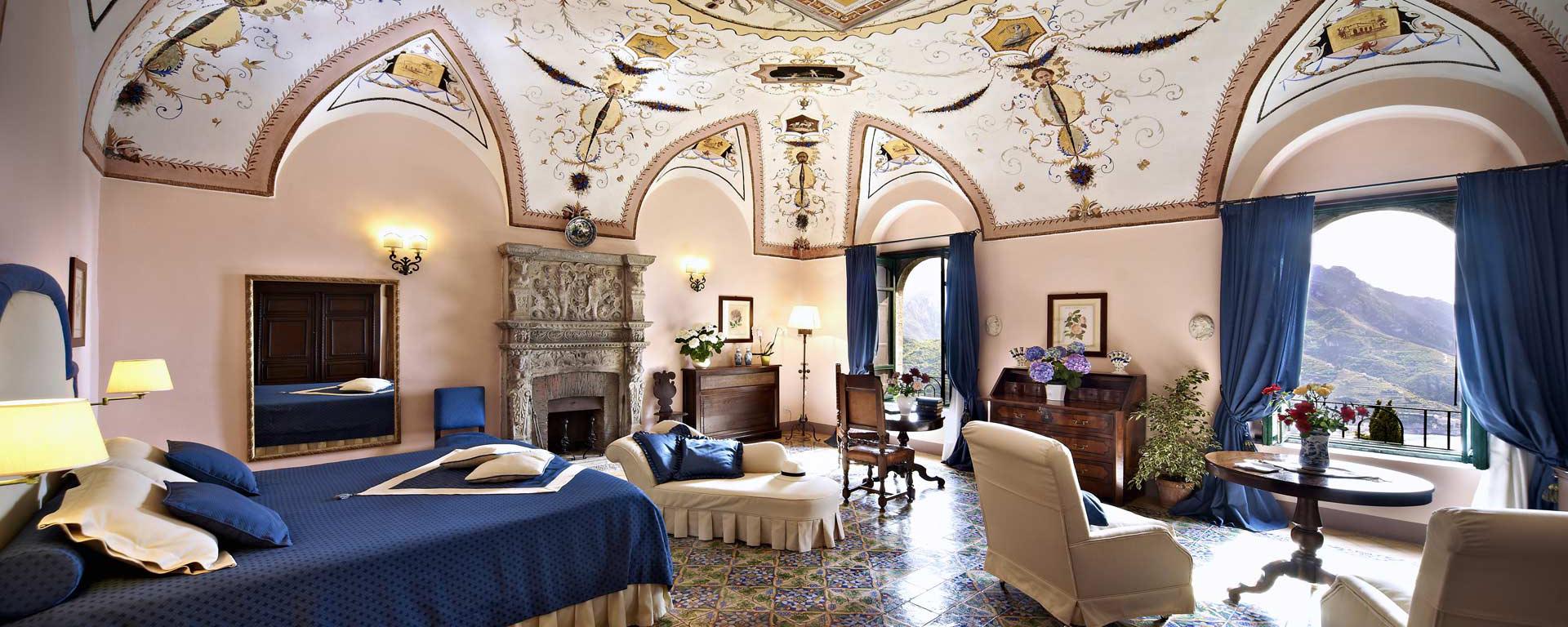 Villa cimbrone italy