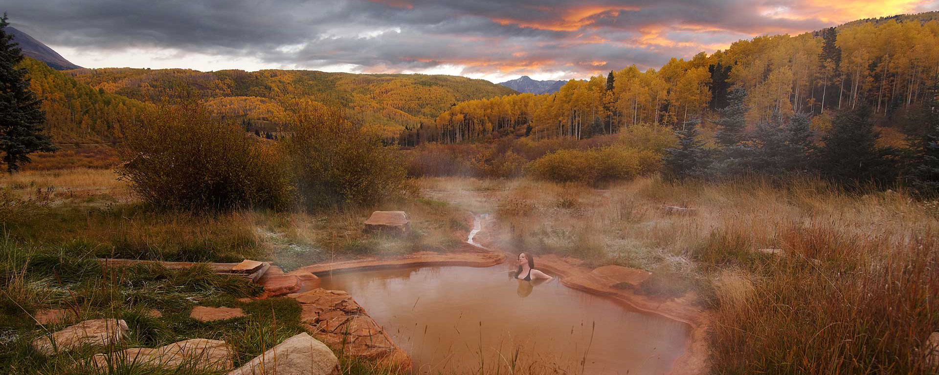 Dunton Hot Springs - ÉTATS-UNIS
