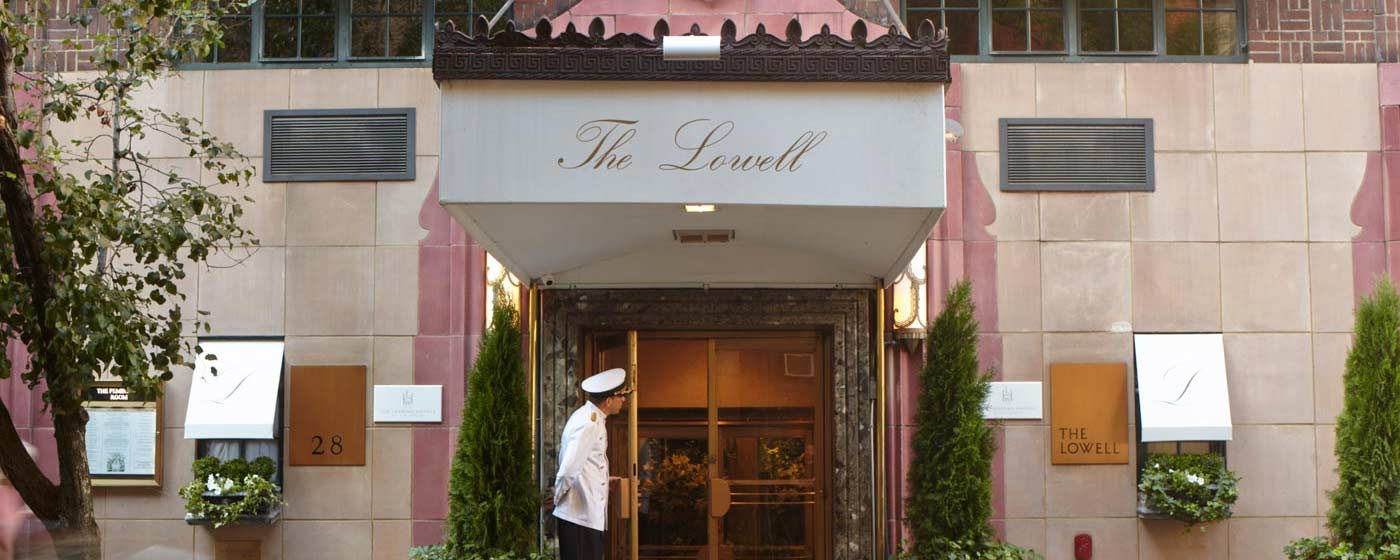 Lowell Hotel - UNITED STATES
