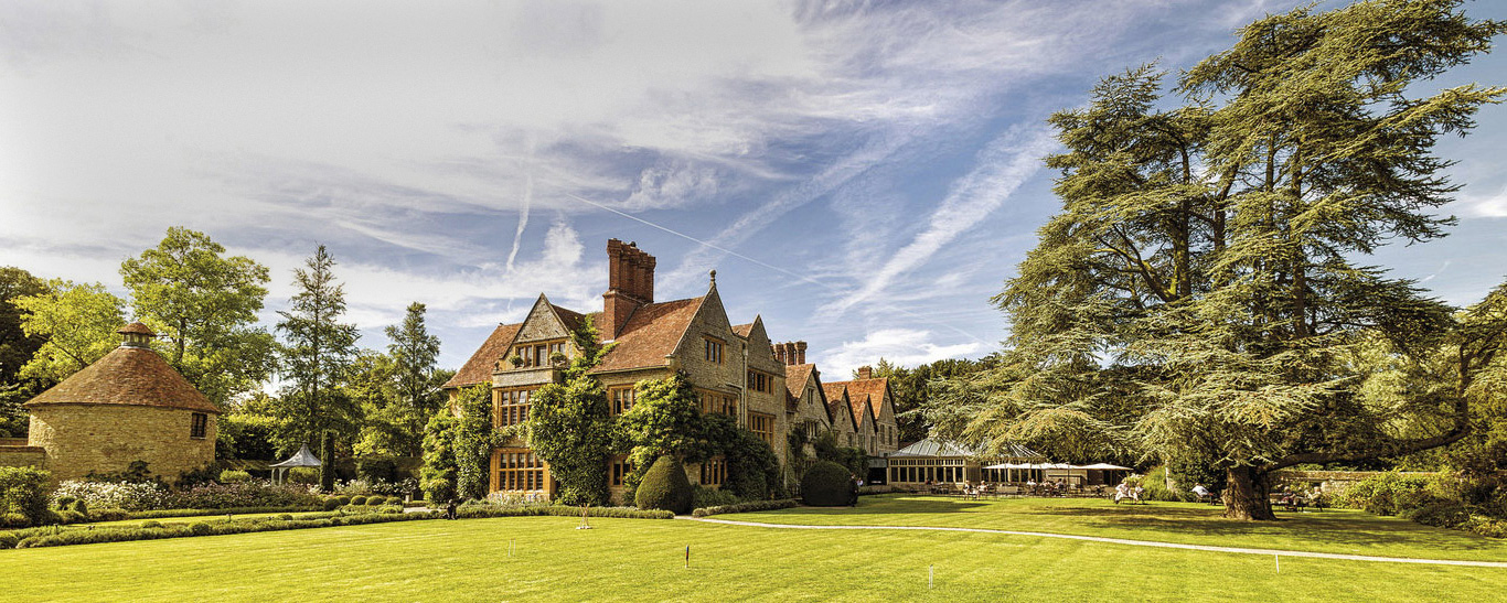 Le Manoir Aux Quat'Saisons - UNITED KINGDOM