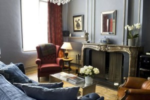 Lounge - Ganda Rooms & Suites - Ghent, BELGIUM