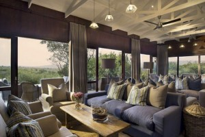 Lounge - Kwandwe Private Game Reserve - Grahamstown, Eastern Cape, SOUTH AFRICA