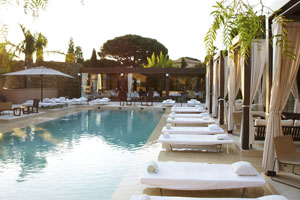 Pool - Muse Saint Tropez - Ramatuelle, Provence-French Riviera, FRANCE