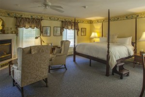 Blagdon Double Room - The Inn at Stockbridge - Stockbridge, Massachusetts, ÉTATS-UNIS