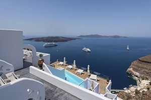 Views - Athina Luxury Suites - Santorini, Cyclades Islands, GREECE