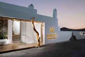 Facade - Kensho Boutique Hotel and Suites - Mykonos, Cyclades Islands, GREECE