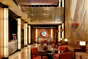 Chatwal Lobby Lounge  - The Chatwal - New York City, New York State, VEREINIGTE STAATEN