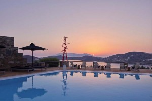 Pool - Liostasi Hotel & Suites - Ios, Cyclades Islands, GREECE