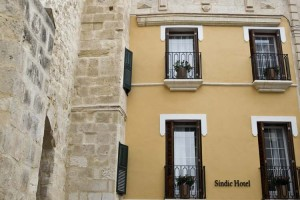 Facade - Sindic Hotel - Mahón , Balearic Islands, SPAIN