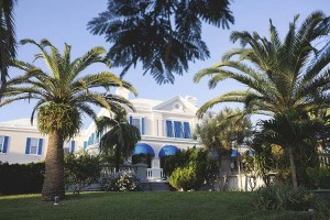 General View - The Rosedon Hotel - Hamilton, Bermudas (RU)