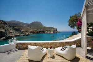 Deluxe sea view suite - Blue Sand Boutique Hotel & Suites - Folegandros, Cyclades Islands, GREECE