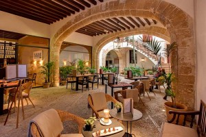 Courtyard  - Boutique Hotel Can Cera - Palma, Balearic Islands, SPAIN