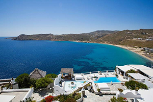 Exterior - Greco Philia - Luxury Suites & Villas - Mykonos, Cyclades Islands, GREECE