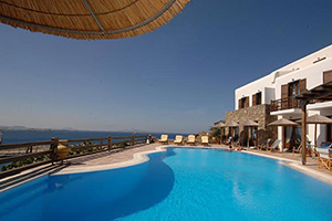 Pool - Paradision Hotel - Mykonos, Cyclades Islands, GREECE
