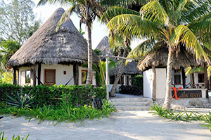 Front Door - Xaloc Resort - Isla de Holbox, Quintana Roo, MEXIQUE