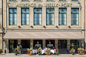 General View - Auberge du vieux-Port - Montreal, CANADA