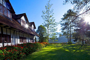 General View - The Lakehouse - Cameron Highlands, Pahang, MALAYSIA