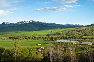 Elk River Valley Landscapes - The Home Ranch - Clark, Colorado, UNITED STATES