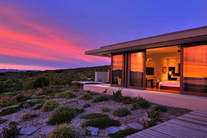 Villa Facade - Grootbos Nature Reserve - Gansbaai, Western Cape, SOUTH AFRICA