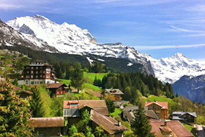 Hotel - Caprice Hotel - Wengen, Berna Cantón, SUIZA