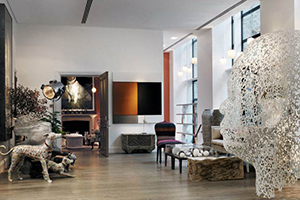 Lobby - Crosby Street Hotel - New York City, New York State, VEREINIGTE STAATEN