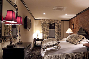 Suite - The French Quarters - New York City, New York State, VEREINIGTE STAATEN
