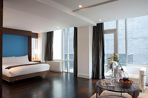 Double Room - The Gotham Hotel - New York City, New York State, VEREINIGTE STAATEN