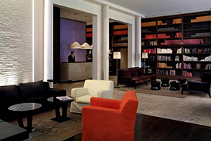 Lobby - The Mercer - New York City, New York State, VEREINIGTE STAATEN