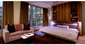 Studio King - Chambers Hotel - New York City, New York State, VEREINIGTE STAATEN