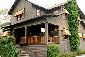 Facade - Amber House Bed & Breakfast - Sacramento, California, ESTADOS UNIDOS