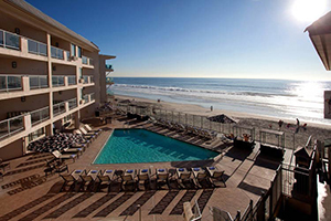 Swimming Pool - Beach Terrace Inn - Carlsbad, California, ESTADOS UNIDOS
