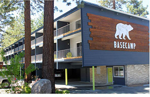 Facade - Basecamp Hotel - South Lake Tahoe, California, ESTADOS UNIDOS