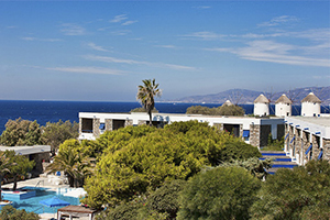 General View - Mykonos Theoxenia Hotel - Mykonos, Cyclades Islands, GREECE