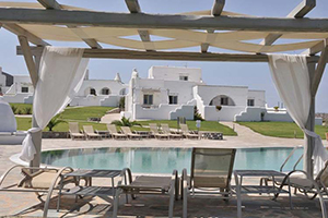 General View - Angels Villas - Paros, Cyclades Islands, GREECE