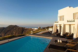 General View - Avaton Resort and Spa - Santorini, Cyclades Islands, GREECE