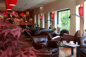 Lounge - The Seven Hotel - Esch-sur-Alzette, Luxembourg District, LUXEMBOURG