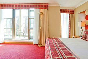 Club Balcony Room - Carlton George Hotel - Glasgow, ROYAUME-UNI