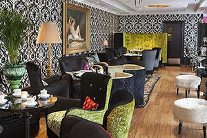 Lounge - Dorsia Hotel & Restaurant - Gothenburg, SWEDEN