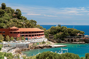 General View - Monte-Carlo Beach Hotel - Roquebrune-Cap-Martin, Provence-French Riviera, FRANCE