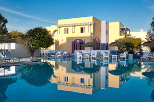 General View - Acqua Vatos Hotel - Santorini, Cyclades Islands, GREECE