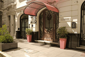 Entrance - Duque Hotel Boutique & Spa - Buenos Aires, Buenos Aires City, ARGENTINA