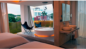 Junior Suite - Be Playa - Playa del Carmen, Quintana Roo, MEXICO