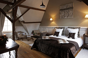 Chocolate Room - Number 11 Exclusive Guesthouse - Bruges, BELGIQUE