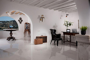 Lobby - Kivotos Mykonos - Mykonos, Cyclades Islands, GREECE