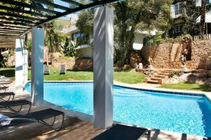 Swimming Pool - Casa Vela Guest House - Cascais, PORTUGAL