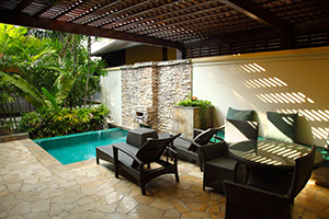 Villa with Private Pool - The Villas at Sunway Resort - Petaling Jaya, Selangor, MALAYSIA